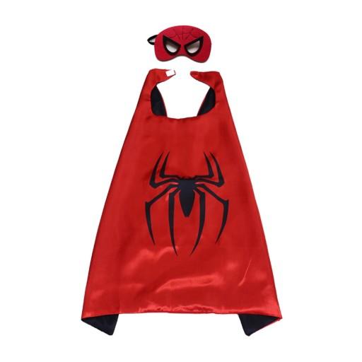 44a1fc238af4 Detský kostým Spiderman červono-modrý