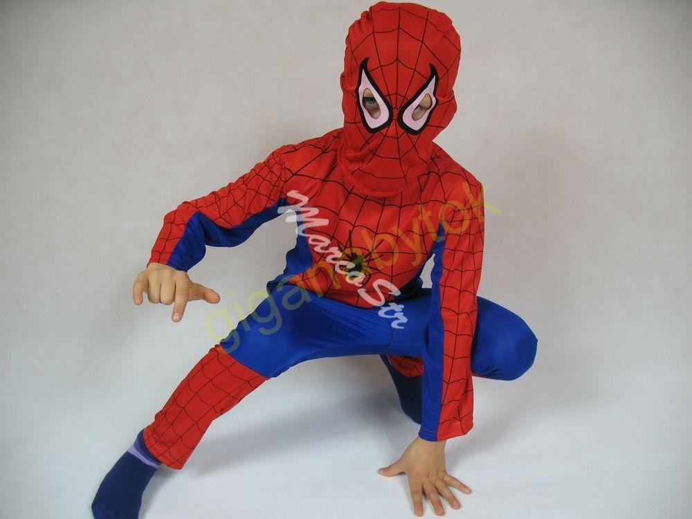 3ad5570d749c Spiderman kostým pre deti